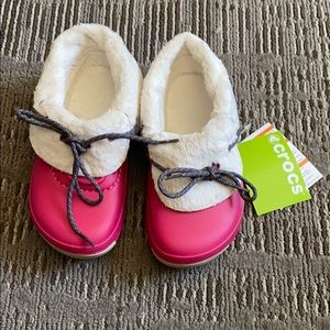 Crocs shoes size 3